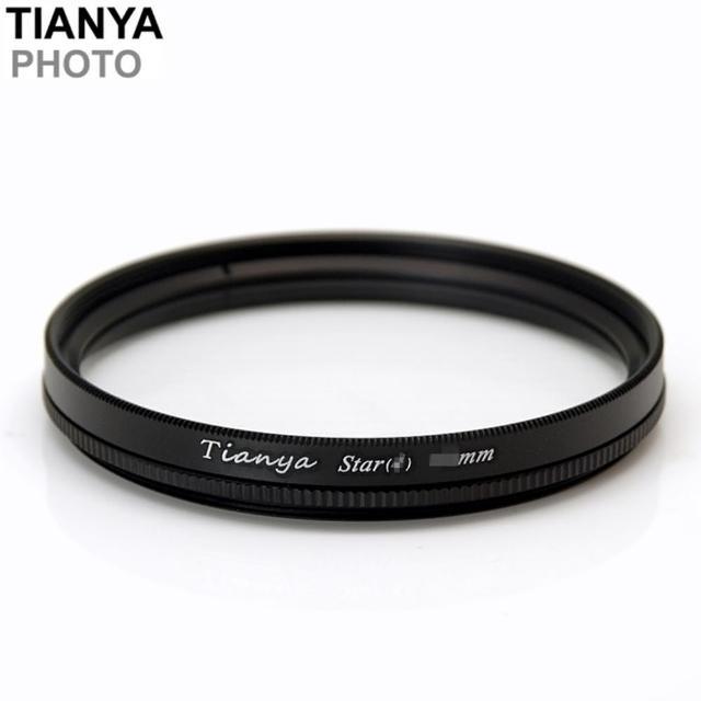【Tianya天涯】8線米字星芒鏡40.5mm-可旋轉(星芒鏡