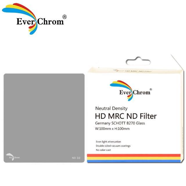 【EverChrom】ND32方形專用減光鏡―內附磁鐵框100x100mm/