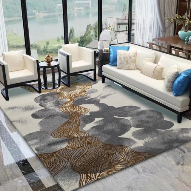 【山德力】時尚現代鄉村風地毯