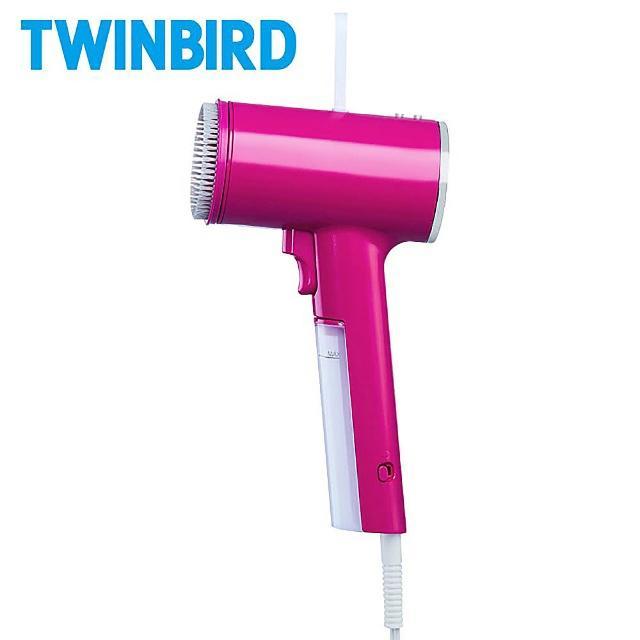 日本TWINBIRD迷你美型蒸氣掛燙機限量款/