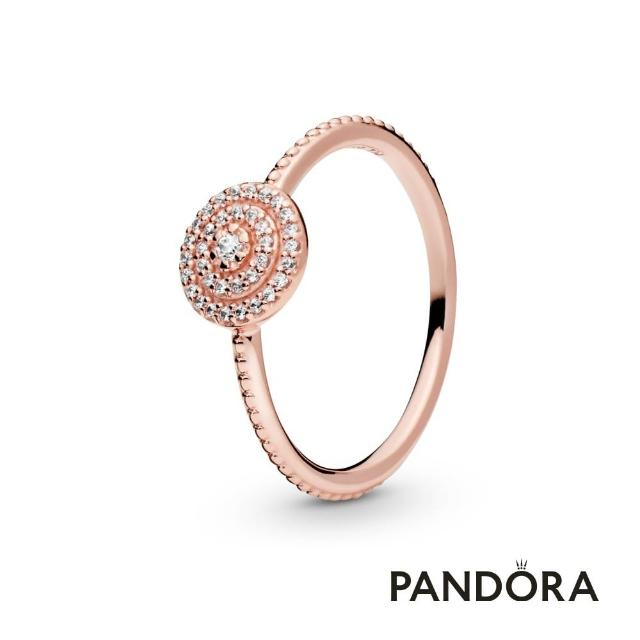 【Pandora官方直營】璀璨皇冠戒指/