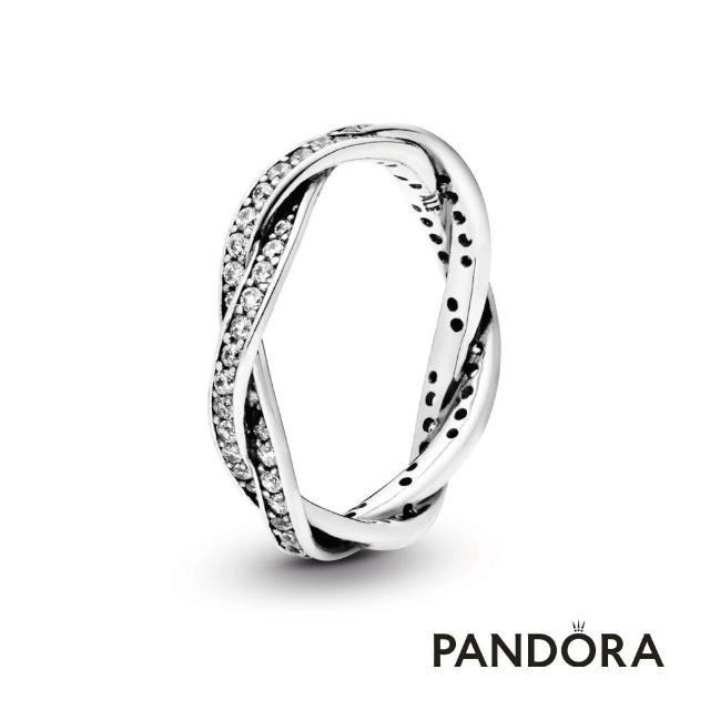 【Pandora官方直營】纏繞寶石戒指/