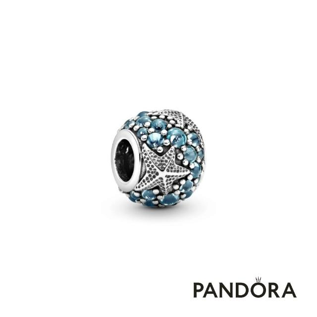 【Pandora官方直營】海洋與海星串飾/