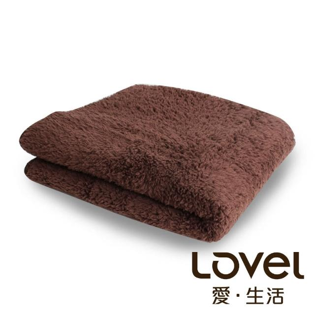 【Lovel】7倍強效吸水抗菌超細纖維小浴巾(共9色)