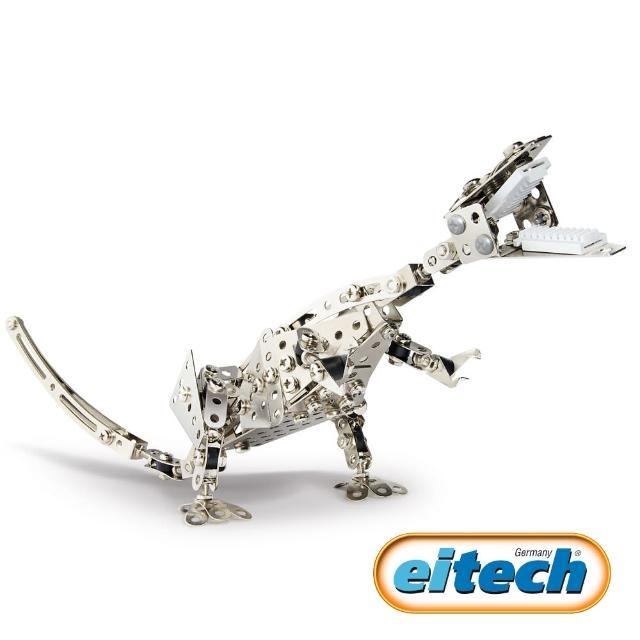 【德國eitech】益智鋼鐵恐龍系列-雷克斯暴龍(C95)