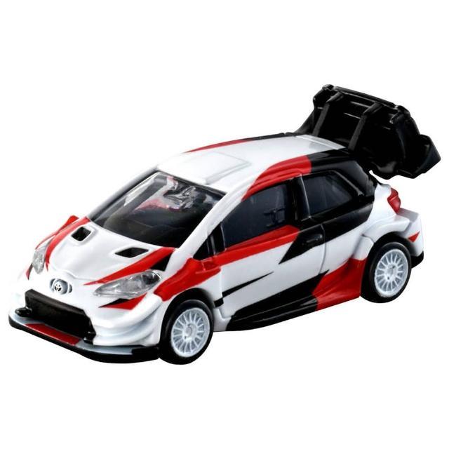 """【TOMICA】PREMIUM 10 豐田 Yaris WRC""""21(小汽車)"""