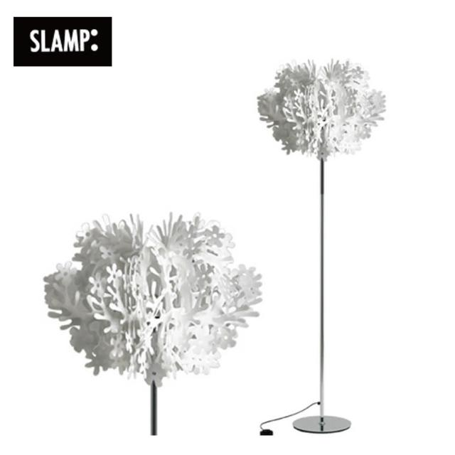 【SLAMP】FIORELLA 立燈(白)