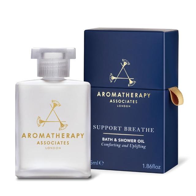 【AA】舒和薰衣草辣薄荷沐浴油 55ml(Aromatherapy Associates)