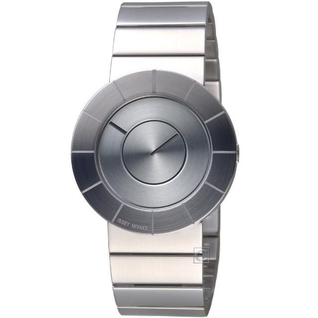 【ISSEY MIYAKE 三宅一生】TO系列金屬雕刻腕錶(VJ20-0010S SILAN001Y)