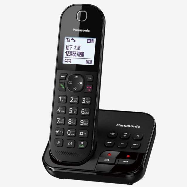 【Panasonic 國際牌】KX-TGC290TW(中文輸入•數位答錄無線電話)