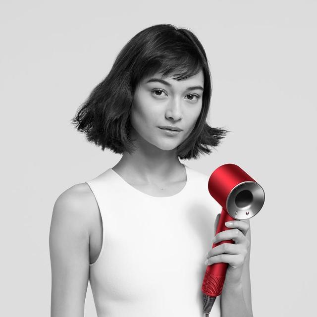 Dyson 超神級艷麗紅吹風機寵愛限定組12