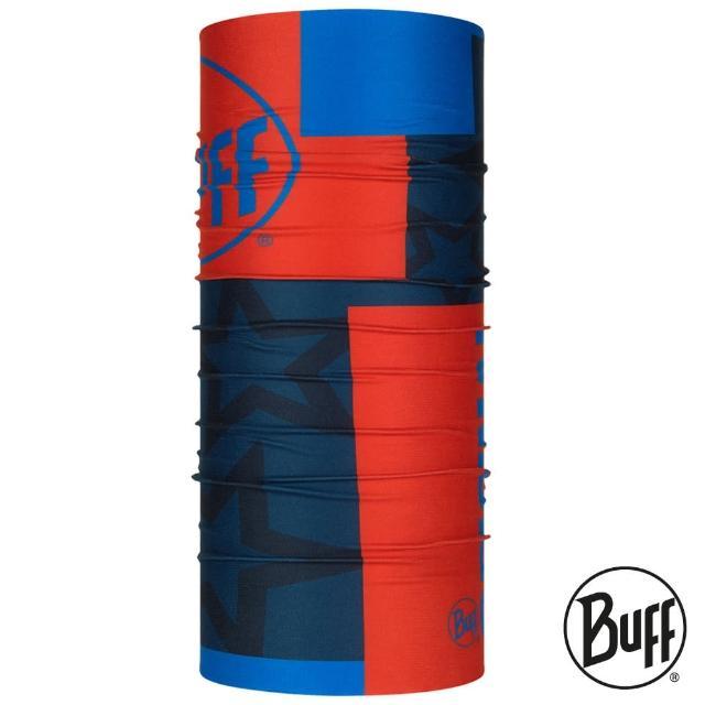 【BUFF】COOLNET 抗UV頭巾 自由拼貼 BF125061(路跑/防曬/健行/單車/爬山/防疫)