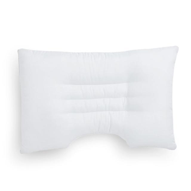 【Dpillow防疫類寢具】減鼾枕_入門款枕頭(舒適)抗菌 除臭 平織滑順