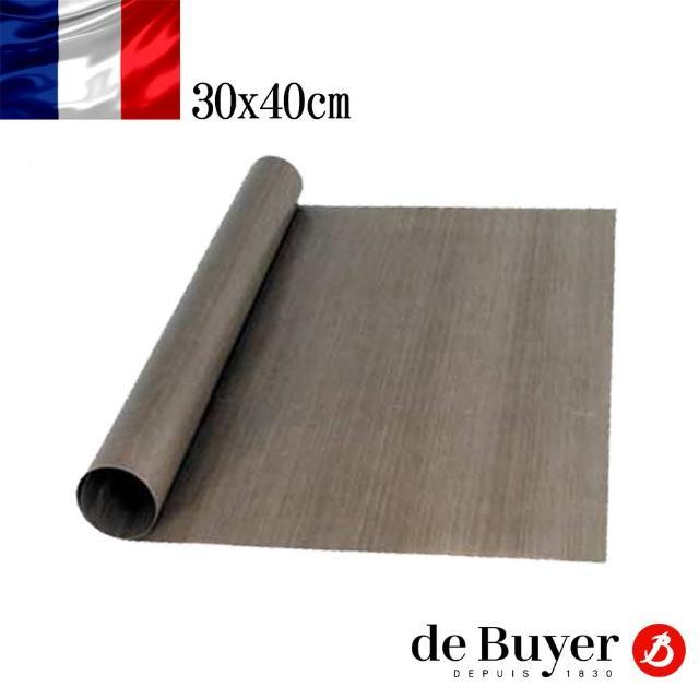 【de Buyer 畢耶】不沾材質烘焙紙40x30cm(可重複使用)