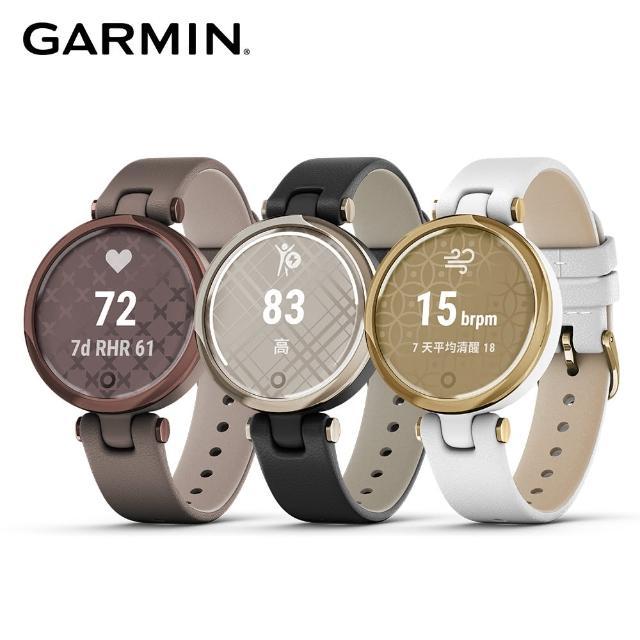 【GARMIN】Lily 智慧腕錶 經典款