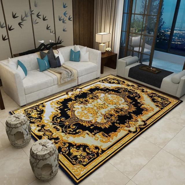 【山德力】古典羊毛地毯-宮廷 170x240cm(生活美學)