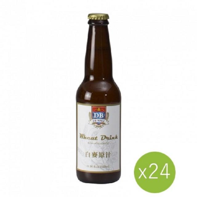 【里仁】東南白麥汁330ml(24入/箱)