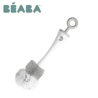 【BEABA】奶瓶奶嘴刷-灰(盒損品)