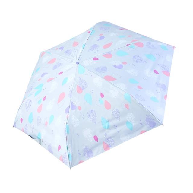 【rainstory】-8°降溫凍齡手開輕細口紅傘-天使的眼淚(遮光色膠系列)