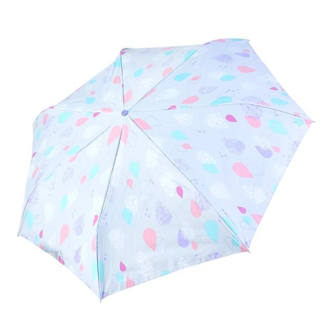 【rainstory】-8°降溫凍齡個人自動傘-天使的眼淚(遮光色膠系列)