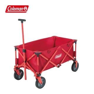 【Coleman】四輪拖車 / 紅色(CM-21989M000)