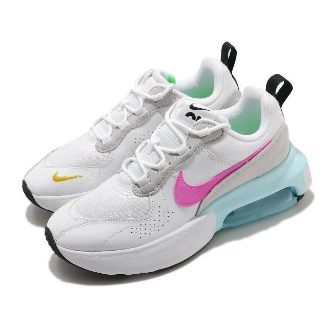 【NIKE 耐吉】休閒鞋 Air Max Verona 運動 女鞋 氣墊 舒適 避震 簡約 球鞋 穿搭 白 粉(DA4293-100)