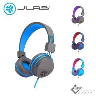 【JLab】JBuddies Studio 兒童耳機(安全音量設計)