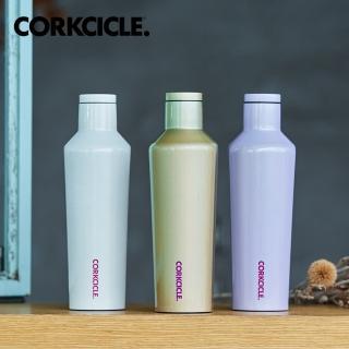 【CORKCICLE 酷仕客】Unicorn Magic系列三層真空易口瓶/保溫瓶270ml(顏色任選)