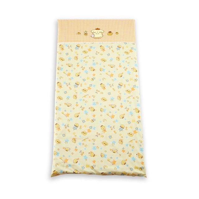 【麗嬰房】三麗鷗 Pompompurin布丁狗 布丁派對系列嬰兒床墊