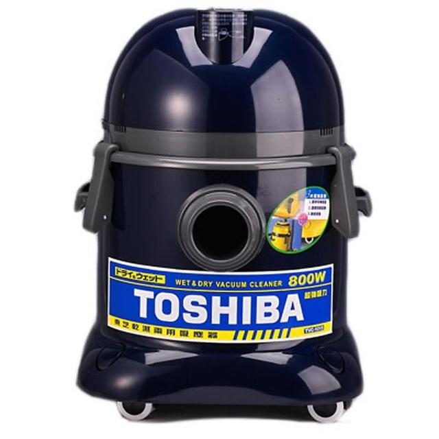 【TOSHIBA東芝】乾濕兩用吸塵器(TVC-1015)