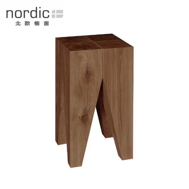 【北歐櫥窗】e15 Backenzahn 臼齒小木桌(歐洲胡桃木)