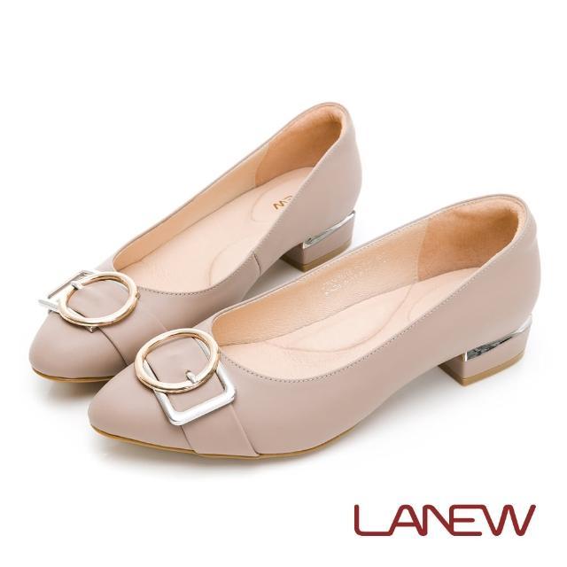 【La new】So Lite彈力減壓 低跟淑女鞋(女16270436)