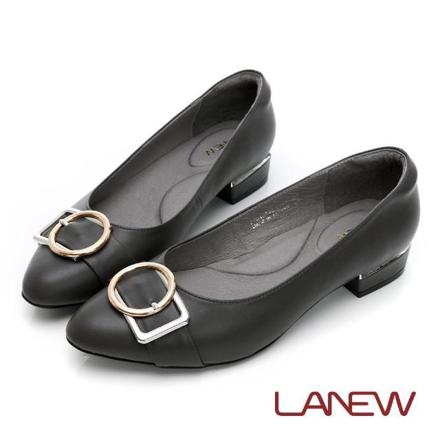 【La new】So Lite彈力減壓 低跟淑女鞋(女46270436)
