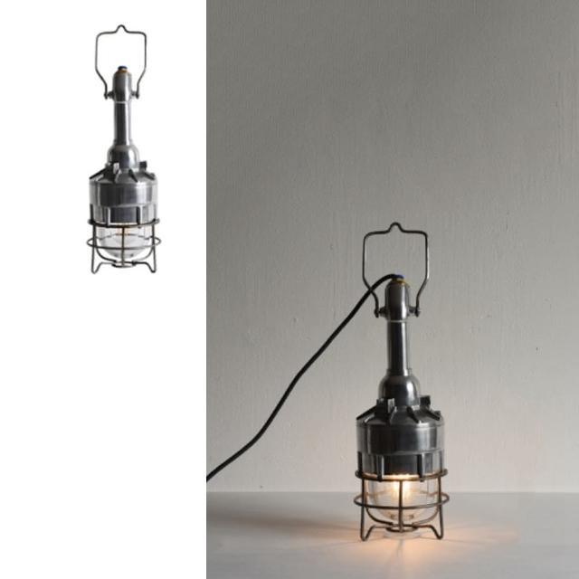 【obis】手工鑄鋁掛勾復古吊燈-C款(贈測試光源)
