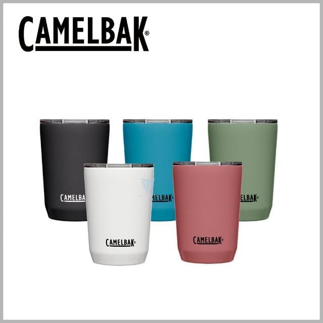 【CAMELBAK】350ml Tumbler 不鏽鋼雙層真空保溫/保冰杯(真空保溫/保冰/不鏽鋼)