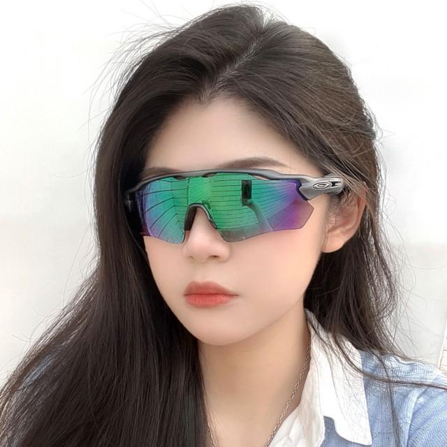【Oakley】奧克力 RADAR EV 舒適包覆太陽眼鏡搭配PRIZM譜銳智鏡片 OO9208 A1 公司貨