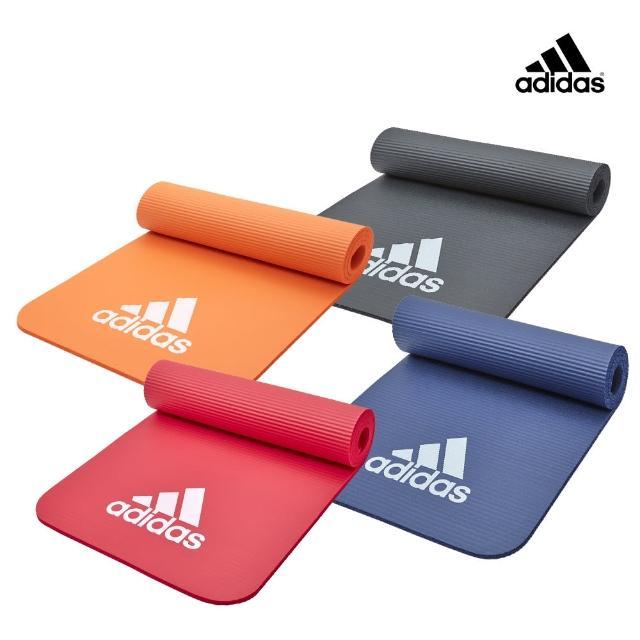 【adidas 愛迪達】全功能波紋健身墊-10mm(共四色)