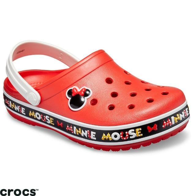 【Crocs】中性鞋 卡駱班米奇(205630-90H)