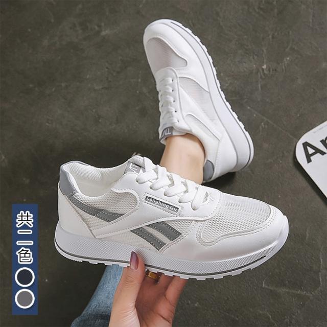 【K.W.】浪漫柔情老爹鞋-輕量/運動鞋/休閒鞋(共2色)