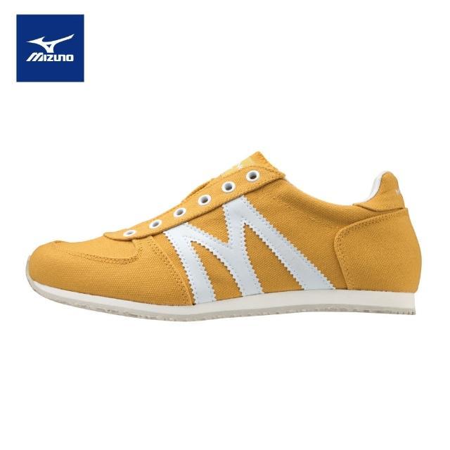 【MIZUNO 美津濃】日本製 MIZUNO SPORTS STYLE MIZUNO MR1 SLIP ON 男款運動休閒鞋 D1GF211603(鞋)