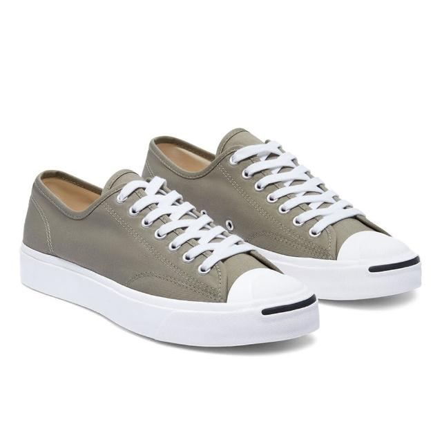【CONVERSE】JACK PURCELL OX 低筒 男女 休閒鞋 綠色(170796C)