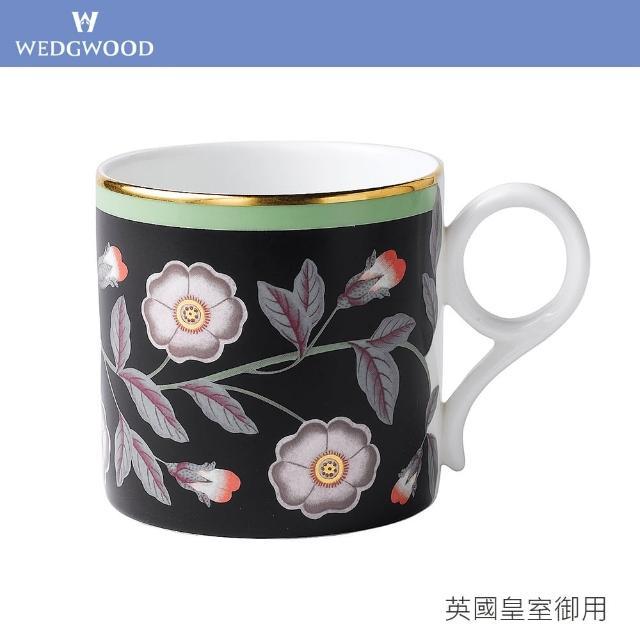 【WEDGWOOD】馬克杯/野玫瑰(英國國寶級皇室御用精緻骨瓷)