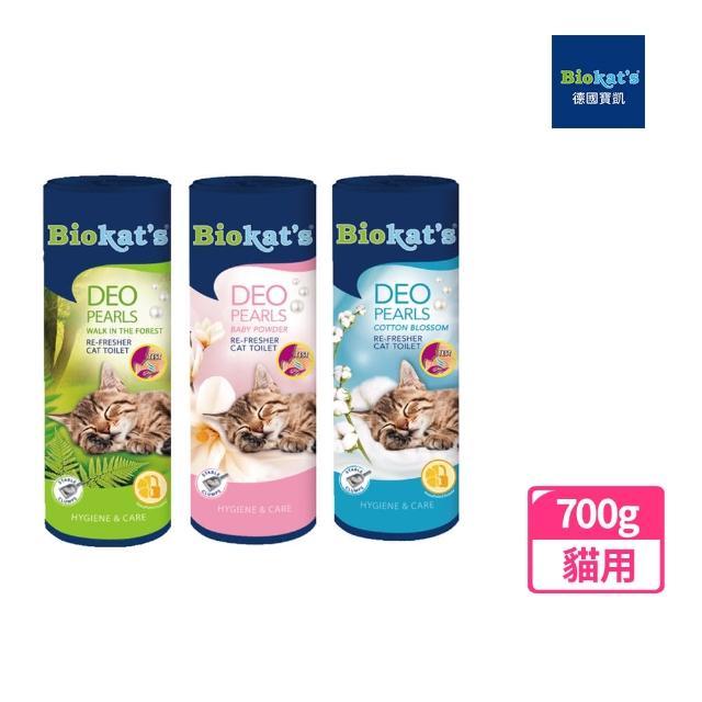【Gimpet 竣寶】德國寶凱貓砂香粉(700g)