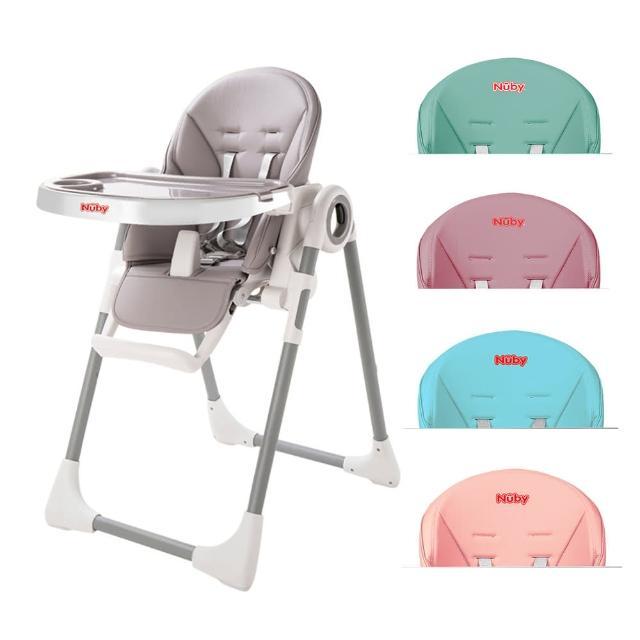 【Nuby】多功能成長型高腳餐椅