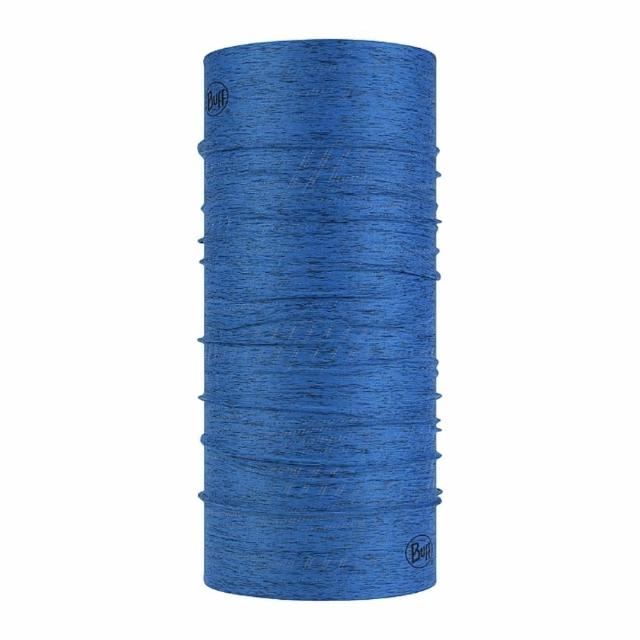 【BUFF】COOLNET抗UV反光頭巾-深邃紫藍