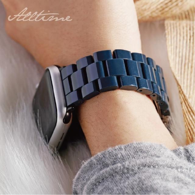 【ALL TIME 完全計時】POLI寶莉錶帶(Apple watch蘋果錶帶 POLI錶帶)
