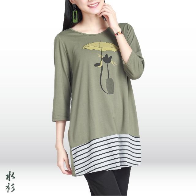 【水衫】休閒輕鬆棉質上衣三件組(I09-08)