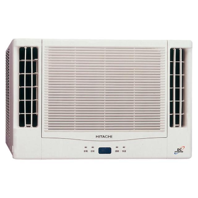 【HITACHI 日立】3-5坪變頻冷暖雙吹式窗型冷氣(RA-36NV1)