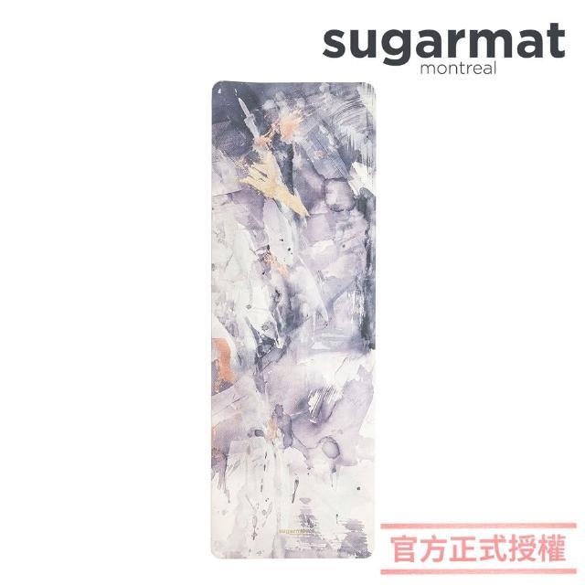【加拿大Sugarmat】頂級加寬PU瑜珈墊 3.0mm(薰染天空Smoked Skies)