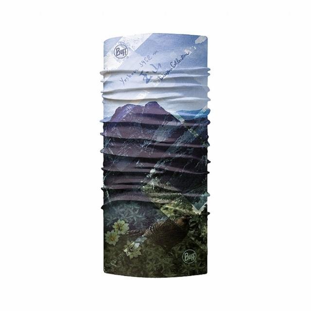 【BUFF】COOLNET抗UV頭巾-台灣系列-玉山